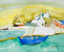Blue Boat, Tighnabruich