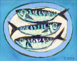 Mackerel Trio