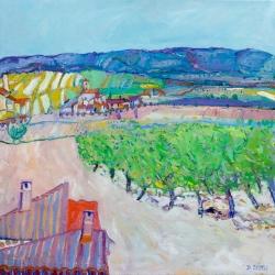 Vineyards, Lezignon