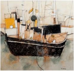 Working Boats at Crinan