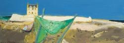 Drying Nets, Skye