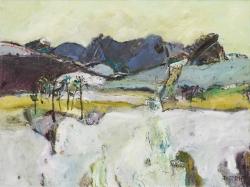 Skye Cuillin in Winter