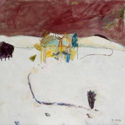 Winter Field, Deeside