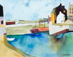 Fishing Boats, Dornoch Firth